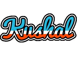 Kushal america logo