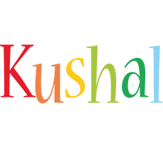 Kushal birthday logo