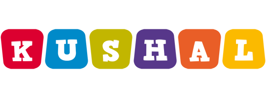Kushal daycare logo
