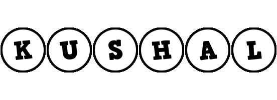 Kushal handy logo