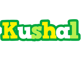 Kushal soccer logo