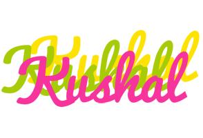 Kushal sweets logo