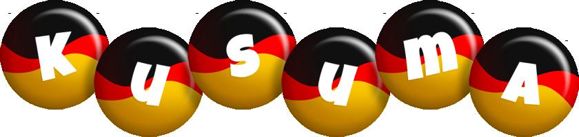 Kusuma german logo
