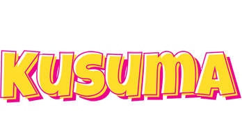 Kusuma kaboom logo