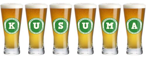 Kusuma lager logo