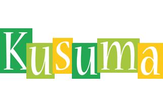 Kusuma lemonade logo
