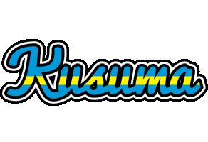 Kusuma sweden logo
