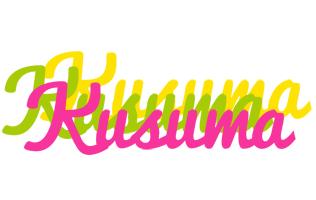 Kusuma sweets logo