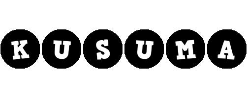 Kusuma tools logo