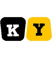 Ky boots logo