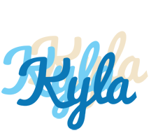 Kyla breeze logo