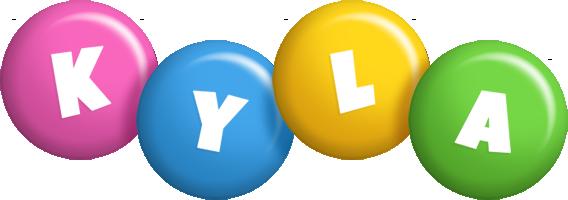 Kyla candy logo