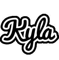 Kyla chess logo