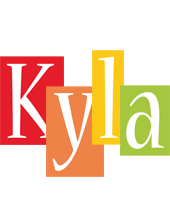 Kyla colors logo