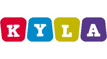 Kyla daycare logo