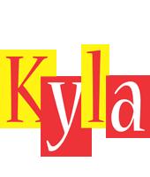 Kyla errors logo