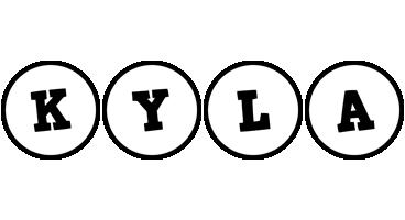 Kyla handy logo