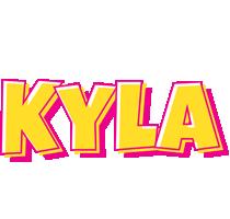 Kyla kaboom logo