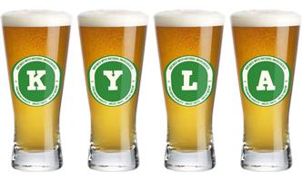 Kyla lager logo