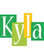 Kyla lemonade logo