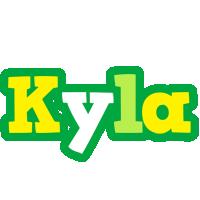 Kyla soccer logo
