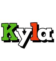 Kyla venezia logo