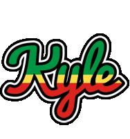 Kyle african logo