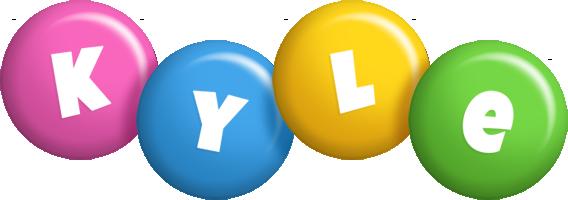 Kyle candy logo