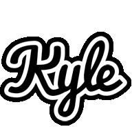 Kyle chess logo