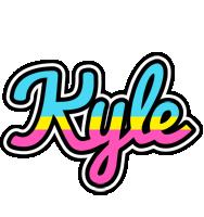 Kyle circus logo