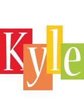 Kyle colors logo