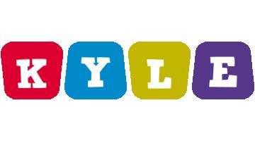 Kyle daycare logo
