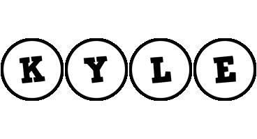 Kyle handy logo