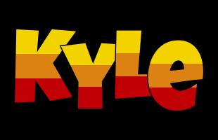 Kyle jungle logo
