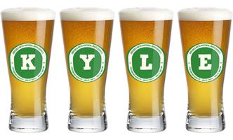 Kyle lager logo
