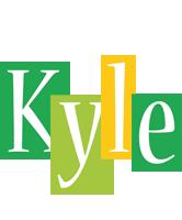 Kyle lemonade logo
