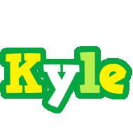 Kyle soccer logo