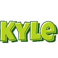 Kyle summer logo