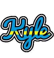 Kyle sweden logo