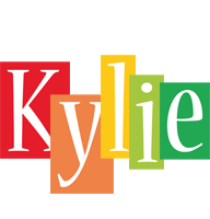 Kylie colors logo