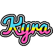 Kyra circus logo