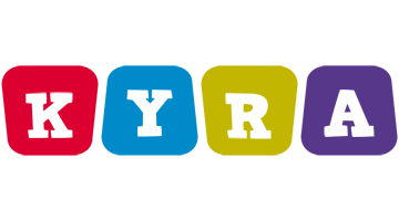 Kyra daycare logo