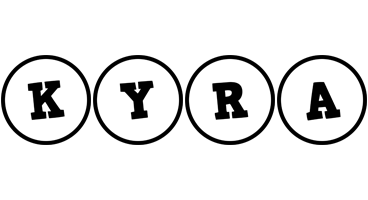 Kyra handy logo