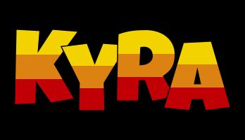 Kyra jungle logo