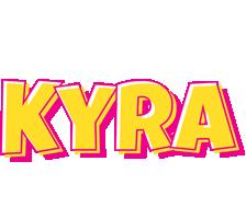 Kyra kaboom logo