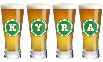 Kyra lager logo
