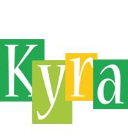 Kyra lemonade logo