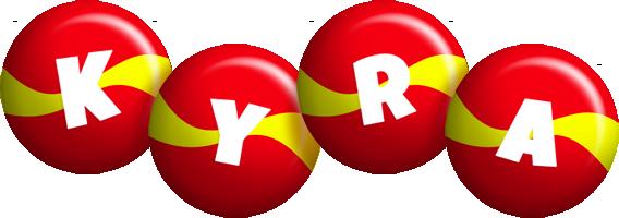 Kyra spain logo