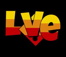L�ve jungle logo
