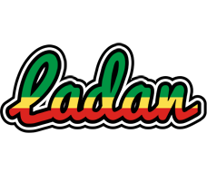 Ladan african logo
